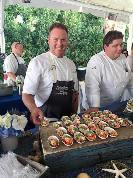 Executive Chef Rob Wilson, Montage Laguna | ShesCookin.com