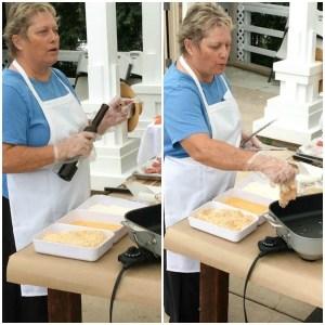 Paillard or Milanese cooking technique   ShesCookin.com