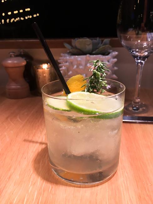 Harvest Moon cocktail | ShesCookin.com