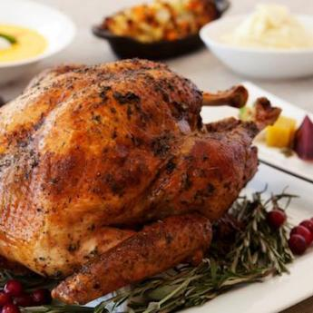 What's For Thanksgiving Dinner? Reservations! Orange County Restaurants Offering Thanksgiving Dinner