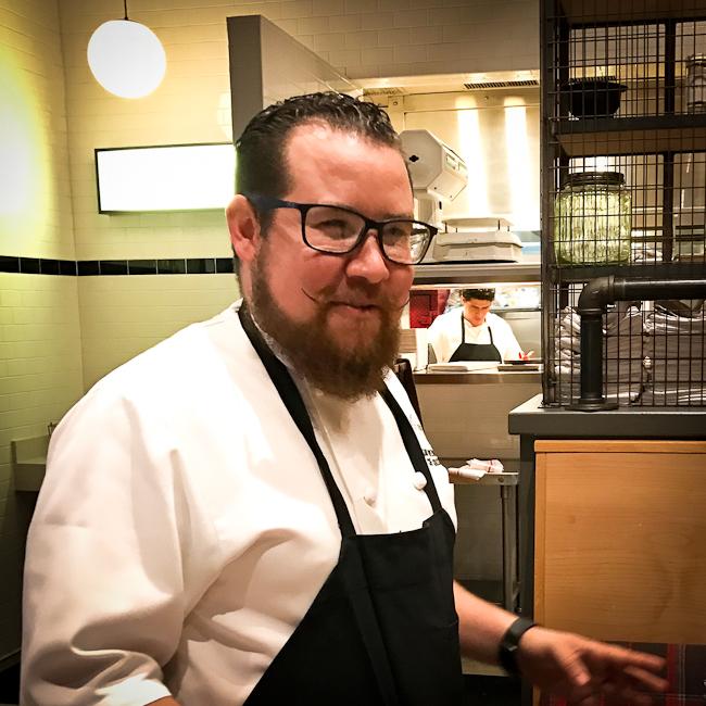 Chef Kody Havener, Lillie's Q