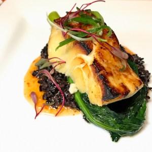 Miso Marinated Chilean Sea Bass