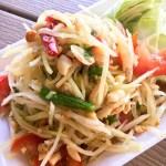 Thai Green Papaya Salad   ShesCookin.com