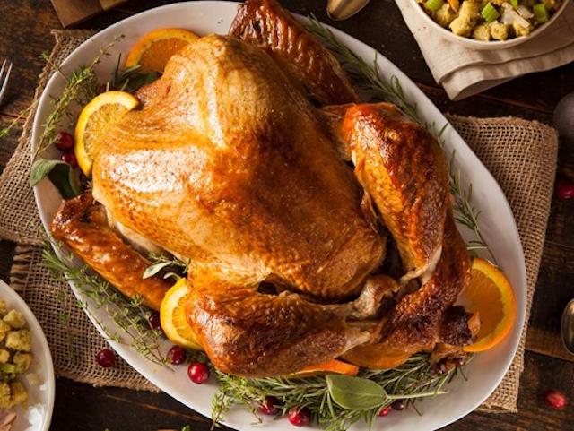 Thanksgiving, Bayside, Newport Beach