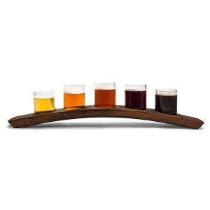 Holiday Gift Ideas for Booze and Beer Enthusiasts, Portland 5-Beer Flight from Bambeco