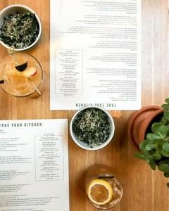 True Food Kitchen, Tuscan Kale Salad