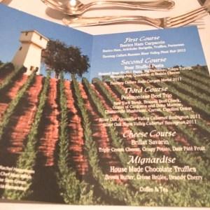 Silver Oak - Twomey Cellars Wine Dinner, Balboa Bay Resort