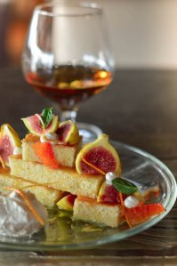 Figs and Financier, The Ritz Prime Seafood