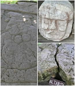 Caracol Altars - Belize