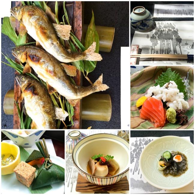 Japan kaiseki lunch | ShesCookin.com