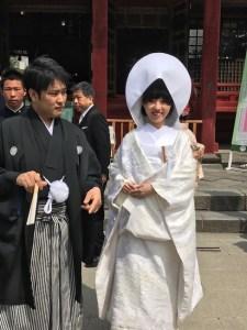 Shinto Wedding, Japan | ShesCookin.com