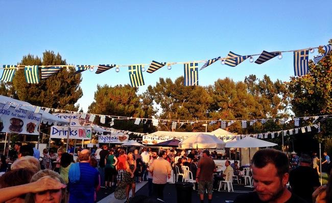 Taste of Greece, Greek Festival