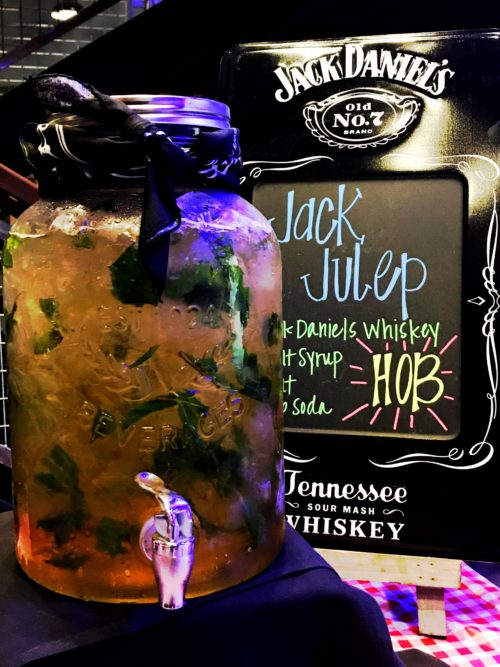 Jack Daniels Julep, House of Blues