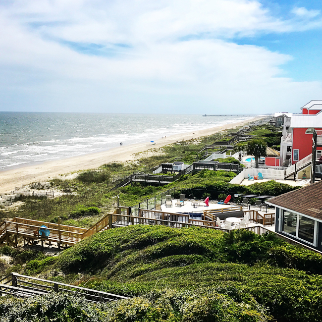 Crystal Coast of North Carolina | ShesCookin.com