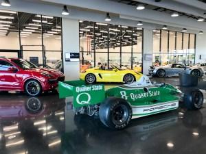 Porsche Experience Center   ShesCookin.com