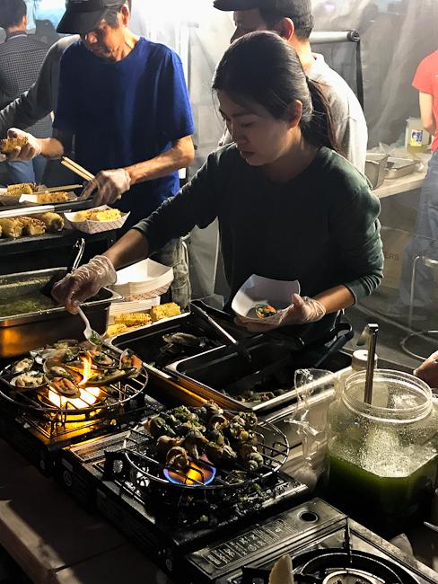 Little Saigon Night Market | ShesCookin.com