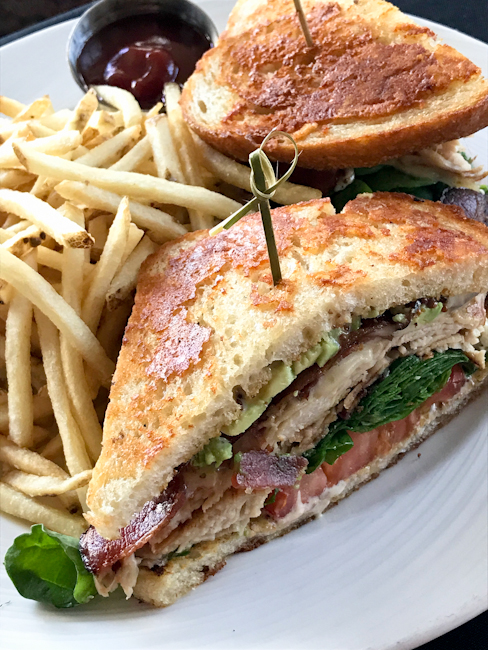 Jidori Chicken Brie Cheese Sandwich | ShesCookin.com