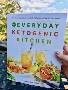 The Everyday Ketogenic Kitchen cookbook