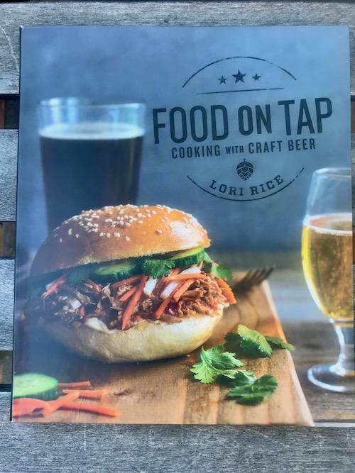 Food on Tap cookbook   ShesCookin.com