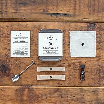 Gift Guide - Old Fashioned Cocktail Kit