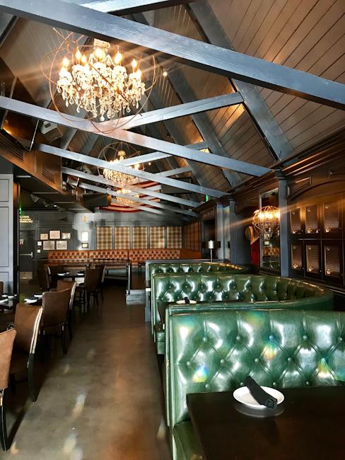 The Country Club interior | ShesCookin.com