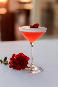 A Rose by Any Name cocktail