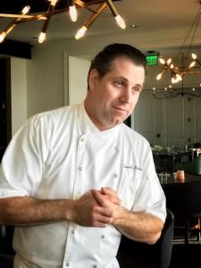 Chef Donald Lockhart, AVEO Table + Bar