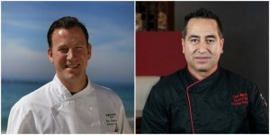 Chef Ron Fougery, Chef Len Razo, Battle of the Chefs