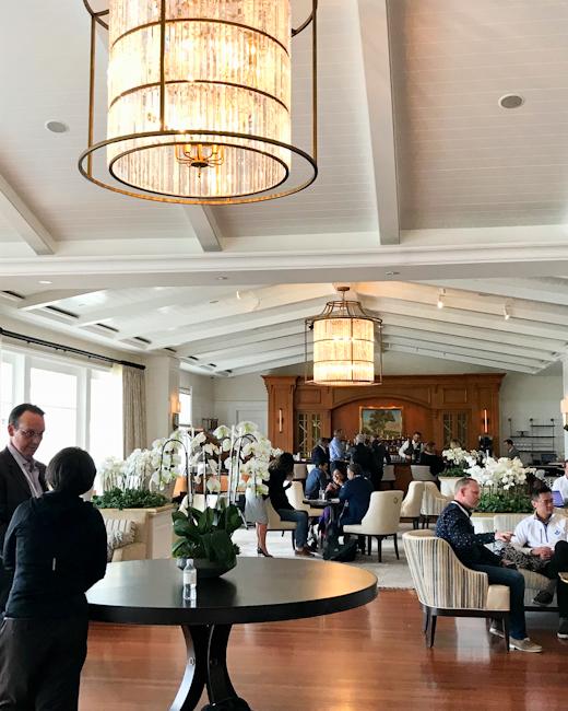 Lobby Lounge at Montage Laguna Beach