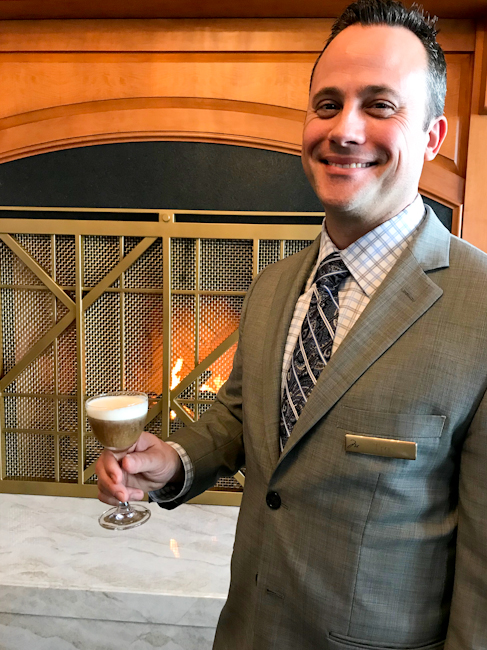 Troy , Beverage manager at Montage Laguna Beach