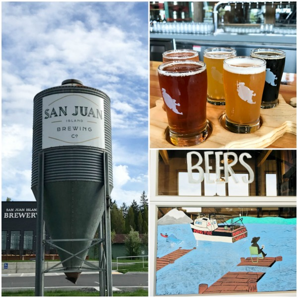 San Juan Brewery, Friday Harbor, San Juan Island