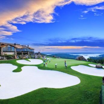 Top of the Rock Legends of Golf golf tournament, Big Cedar Lodge