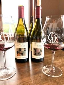 Adelsheim Winery label art