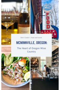 McMinnville, Oregon collage