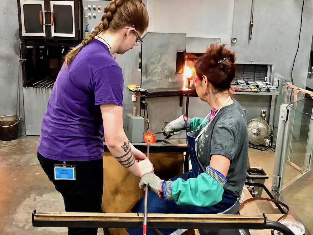 what to do in the Finger Lakes, Corning Museum of Glass