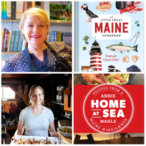 Annie Copps and Annie Mahle Cookbooks