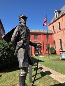 Civil War Historic Sites - Helena, Arkansas