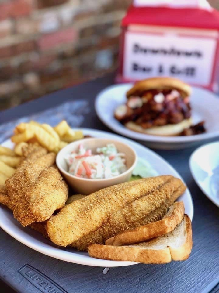 Mississippi Delta food, Fried Catfish