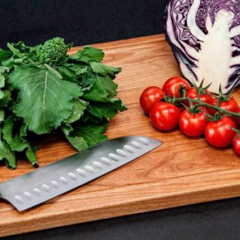 handcrafted wood cutting boards