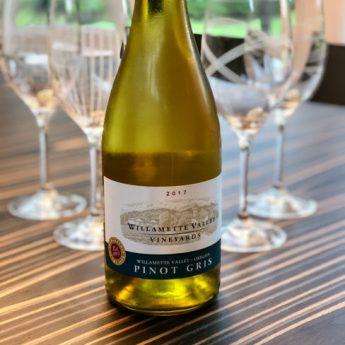 Willamette Valley Vineyards Pinot Gris