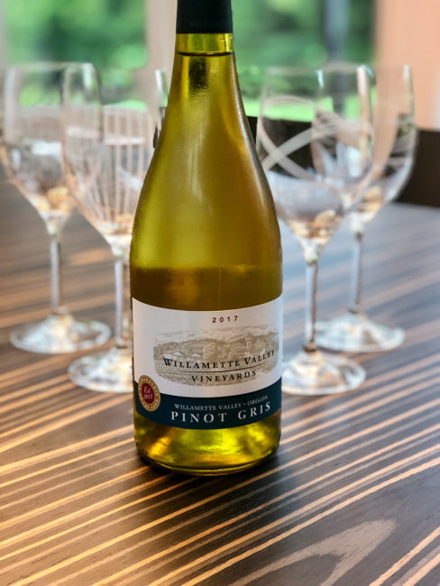 Willamette Valley Vineyards Pinot Gris