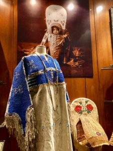 Native American dress, Ancient Ozarks Museum of Natural History