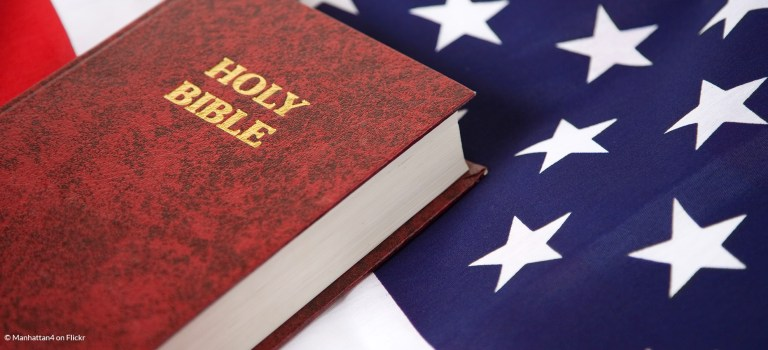 Can Religion Save America?