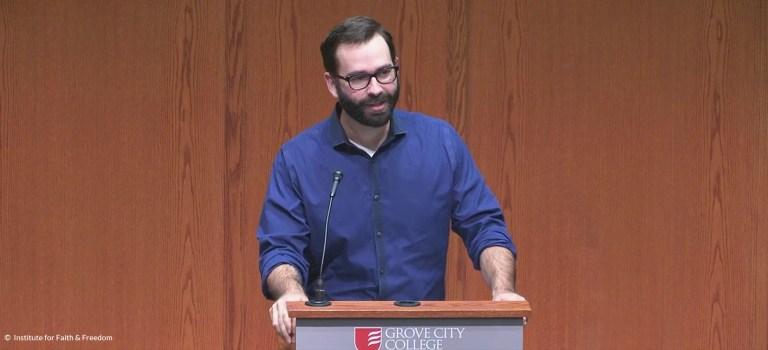 Matt Walsh's War on Reality at Grove City College
