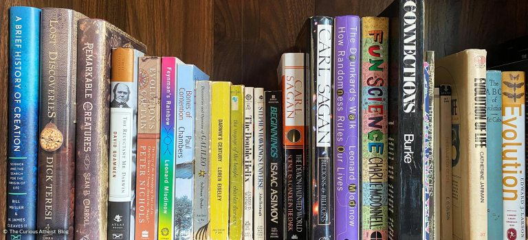 My Nonfiction Bookshelf Tour