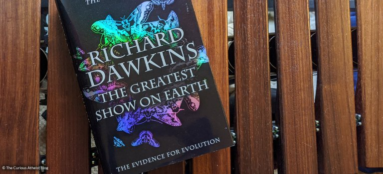 Book Review: The Greatest Show on Earth by Richard Dawkins