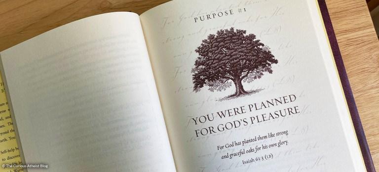 The Purpose-Driven Life: Pleasuring God