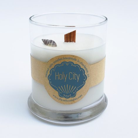Holy City_Candle