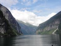 7 Sisters, Geraingerfjord
