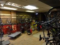 Bike shed of PET, Boston